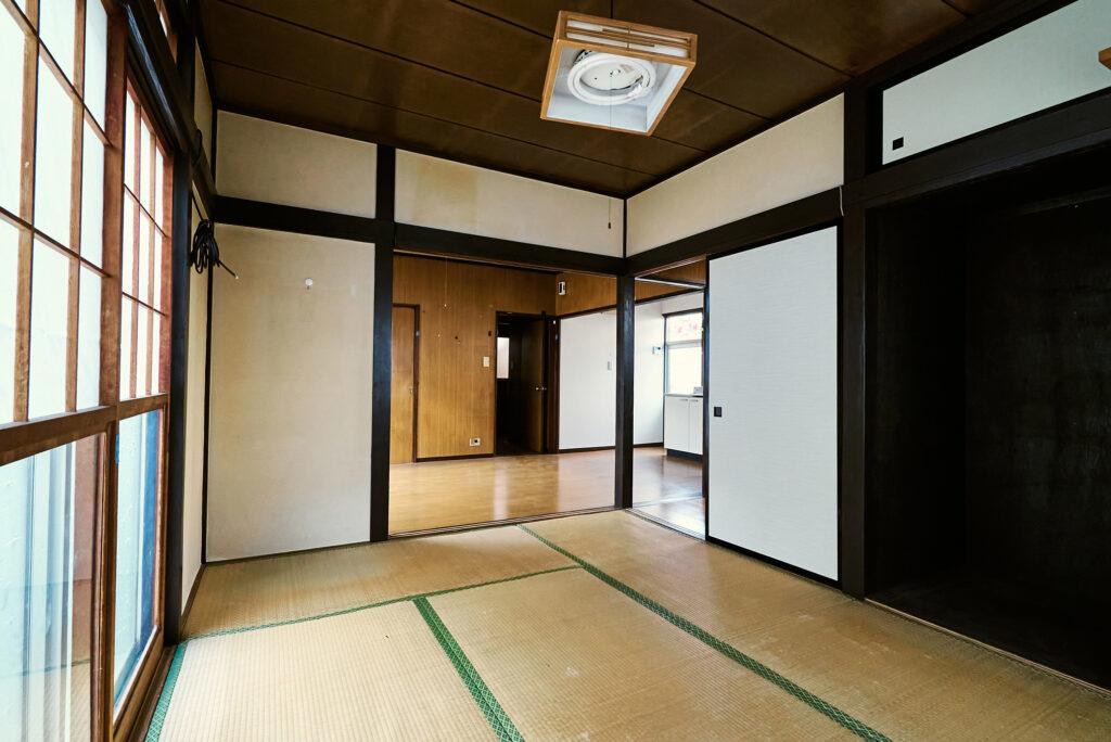 古い家の和室2