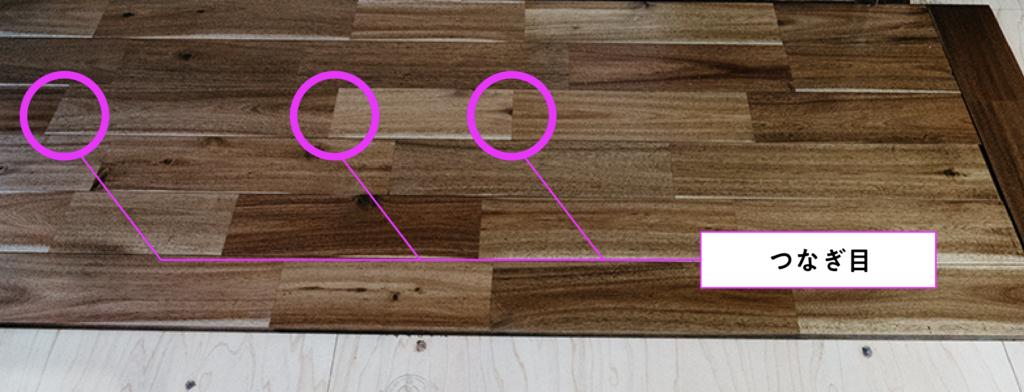 無垢床材のイメージの相違